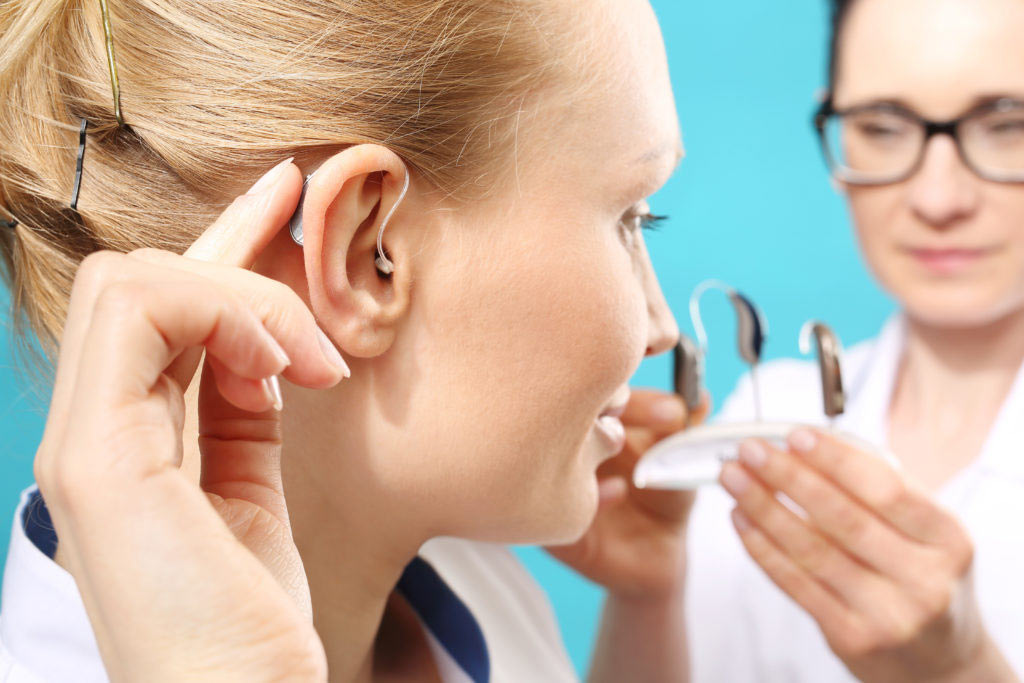 Hearing Solutions - Sophisticated Hearing